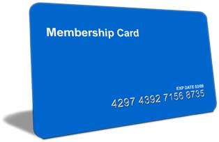 Membership Cards Printing